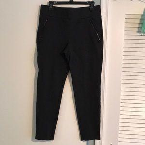 Ann Taylor gray leggings